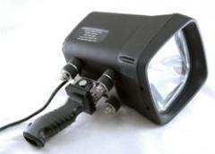 Handheld Spotlight - 70 Watt Metal Halide - 6250