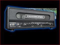 Diamond Amplification Decada 100w Head
