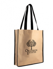 Medium Brown Bag Tote