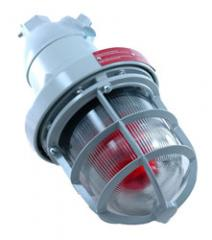 Explosion Proof Strobe Light - Red - 80 Flashes