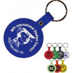 Circle Key Tag
