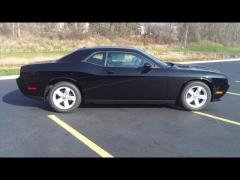 Dodge Challenger SXT Coupe Car