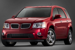 Pontiac Torrent Vehicle