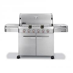 Weber Summit S620 Stainless Steel Freestanding