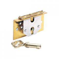 Half-Mortise Jewelry Box Locks