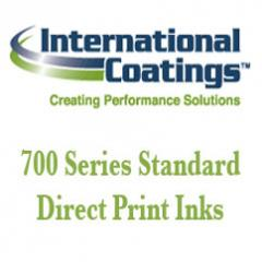 IC Direct Print 700 Series Standard Colors