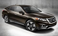 Honda Crosstour New Car