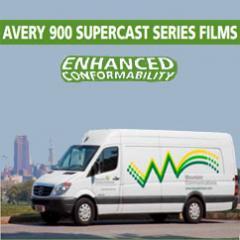 Avery 900 Supercast Opaque Permanent Kraft