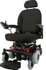 Shoprider 6Runner 10 Wheelchair