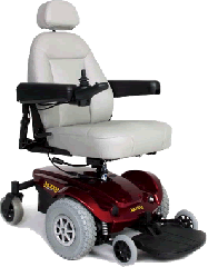 Pride Jazzy Select Wheelchair