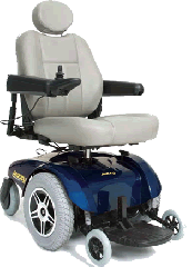 Pride Jazzy Select 14 Wheelchair