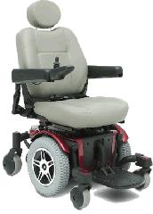Pride Jazzy 600 Wheelchair