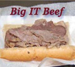 """Big Italian beef (7"""" Sand.)"""