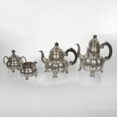 Silver Gilt Tea and Coffee Service