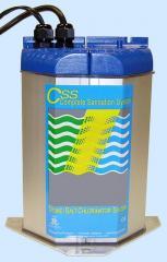 Chlorine/Ozone generator 2-in-1