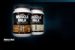 Muscle Milk® Naturals Powder