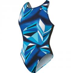 Nike Jagged Geo Water Polo High Neck Tank