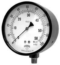 PLP Series Low Pressure Gauge