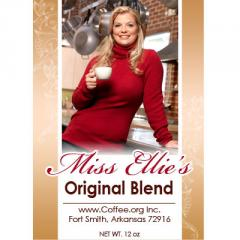 Miss Ellie's Gourmet Coffee, 11 oz. Ground