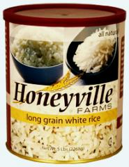 Long Grain White Rice Case