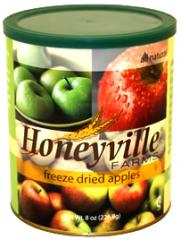Freeze Dried Apples Large Can