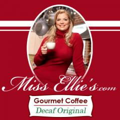 Miss Ellie's Original Blend Coffee, DECAF