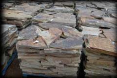 Stepper / Flagstone Material