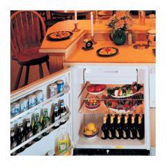 Undercounter Refrigerator/Freezer Model 80RF