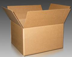 Corrugated & Custom Manufactured Boxes