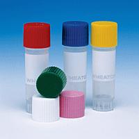 External threads Cryule Cryogenic Vials