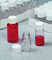 Sterile, PET Diagnostic Bottles