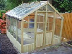 Yorkshire Heritage Greenhouse
