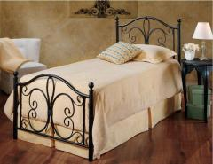 Milwaukee Duo Panel Twin Bed