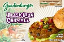 Gardenburger® Black Bean Chipotle Veggie Burger