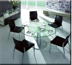 Round 5 PC Dining Set