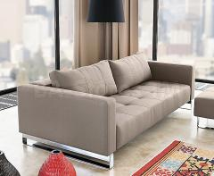 Cassius Classic Grey Deluxe Excess Lounger