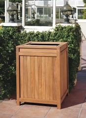 Estate Litter Container
