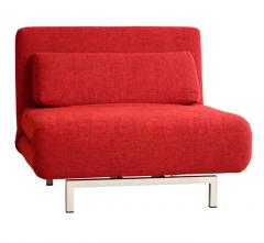 Modern Style Convertable Single Chair Sofa Bed