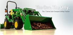 Sub-Compact Utility Tractors