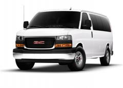 GMC Savana Passenger 3500 Vehicle