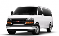 GMC Savana Passenger 3500 Vehicle