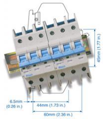UL 489 Miniature Molded Case Circuit Breakers