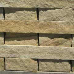 Sandstone Cut Dry Wall Sawn Height
