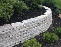 Ottawa® Blue Pre-Split Wallstone
