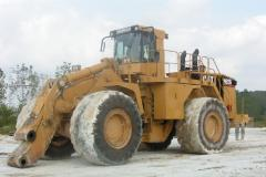 Cat 992G Wheel Loaders