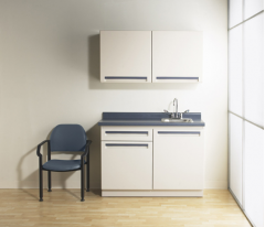 Midmark Basic Exam Room Casework