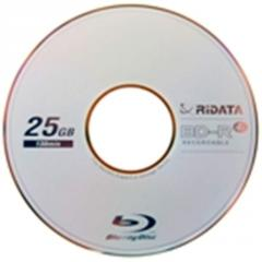 RiDATA Blu-Ray recordable disc