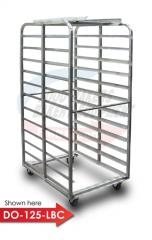 Stainless Double Oven Rack - 20 Pan Capacity, 10