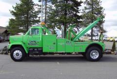 1987 GMC Brigadier Holmes 600 Truck