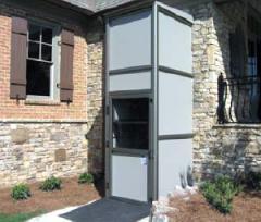 Garaventa Genesis Enclosure Wheelchair Lifts